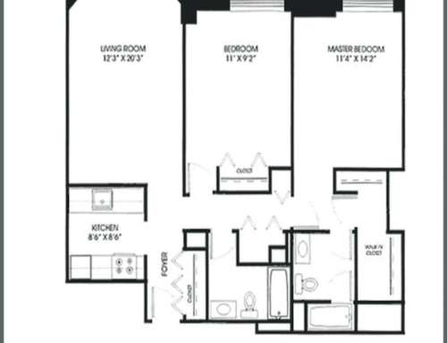 Ontario 2 Bedroom